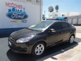 2013 Tuxedo Black Ford Focus SE Sedan #70310729