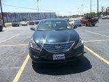 2013 Pacific Blue Pearl Hyundai Sonata Limited #70310711