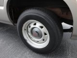 GMC Sonoma 1998 Wheels and Tires