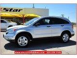 2010 Alabaster Silver Metallic Honda CR-V LX #70310963