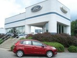 2013 Ruby Red Ford Fiesta SE Hatchback #70310691