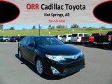 2012 Attitude Black Metallic Toyota Camry Hybrid XLE #70310954