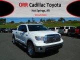 2012 Super White Toyota Tundra TSS CrewMax 4x4 #70310953