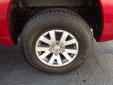 Mitsubishi Raider 2008 Wheels and Tires