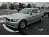 2006 Titanium Silver Metallic BMW 3 Series 325xi Sedan #7017396