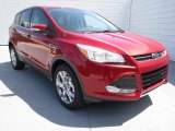 2013 Ruby Red Metallic Ford Escape SEL 1.6L EcoBoost #70310883