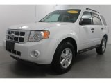 2012 Ford Escape Oxford White