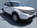 2013 Oxford White Ford Explorer FWD #70310880