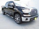 2012 Black Toyota Tundra TSS CrewMax #70310877