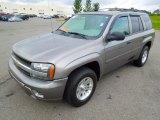 2008 Chevrolet TrailBlazer LS Data, Info and Specs