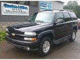 2005 Black Chevrolet Tahoe Z71 4x4 #70310866