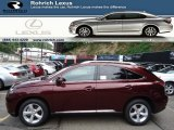 2013 Claret Red Mica Lexus RX 350 AWD #70310858