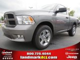 2012 Mineral Gray Metallic Dodge Ram 1500 Express Regular Cab #70352487
