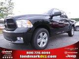 2012 Black Dodge Ram 1500 Express Crew Cab #70352485