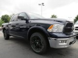 2012 Dodge Ram 1500 Outdoorsman Crew Cab Data, Info and Specs
