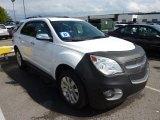 2010 Summit White Chevrolet Equinox LTZ AWD #70353058