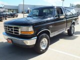 1995 Ford F150 XL Regular Cab 4x4 Data, Info and Specs