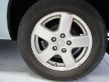 Dodge Caravan 2005 Wheels and Tires