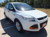 2013 Oxford White Ford Escape S #70352998