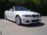 2006 Alpine White BMW 3 Series 330i Convertible #70352992