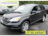 2011 Crystal Black Pearl Honda CR-V EX-L 4WD #70352426