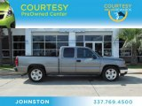 2007 Graystone Metallic Chevrolet Silverado 1500 Classic Work Truck Extended Cab #70352422
