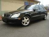 2004 Black Mercedes-Benz S 430 Sedan #7022077