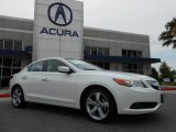 2013 Bellanova White Pearl Acura ILX 2.0L Technology #70352356