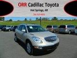 2010 Gold Mist Metallic Buick Enclave CXL #70352653