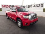 2010 Radiant Red Toyota Tundra Limited CrewMax 4x4 #70352640