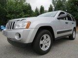 2006 Bright Silver Metallic Jeep Grand Cherokee Laredo #70352905