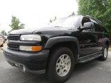 2002 Onyx Black Chevrolet Tahoe Z71 4x4 #70352902