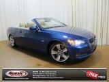 2007 Montego Blue Metallic BMW 3 Series 335i Convertible #70352618