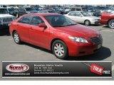 2008 Barcelona Red Metallic Toyota Camry Hybrid #70352317