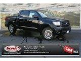 2012 Black Toyota Tundra TRD Rock Warrior CrewMax 4x4 #70352290