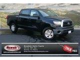2012 Black Toyota Tundra CrewMax 4x4 #70352289