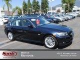 2009 Monaco Blue Metallic BMW 3 Series 335i Sedan #70352593