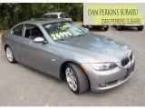2008 Space Grey Metallic BMW 3 Series 328xi Coupe #70352241
