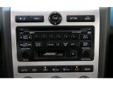 2003 Nissan Murano SL AWD Audio System