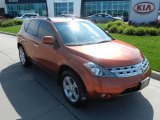2004 Sunlit Copper Metallic Nissan Murano SL AWD #70352831
