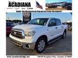 2010 Super White Toyota Tundra CrewMax #70352538