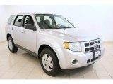 2009 Brilliant Silver Metallic Ford Escape XLS #70352818