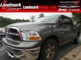 2010 Mineral Gray Metallic Dodge Ram 1500 SLT Crew Cab #70352521
