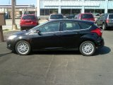 2012 Black Ford Focus SEL 5-Door #70406959