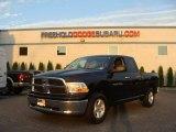 2012 Black Dodge Ram 1500 SLT Quad Cab 4x4 #70407587