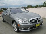 2013 Palladium Silver Metallic Mercedes-Benz S 550 Sedan #70406907