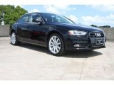 2013 Brilliant Black Audi A4 2.0T quattro Sedan #70407564