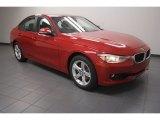 2013 Melbourne Red Metallic BMW 3 Series 328i Sedan #70407254
