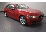 2013 Melbourne Red Metallic BMW 3 Series 328i Sedan #70407246