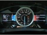 2013 Ford Explorer Limited EcoBoost Gauges